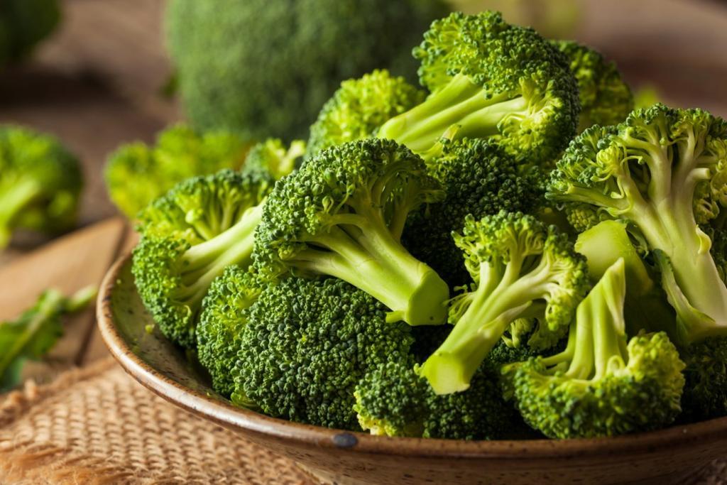 cómo comer brocolí siendo niño