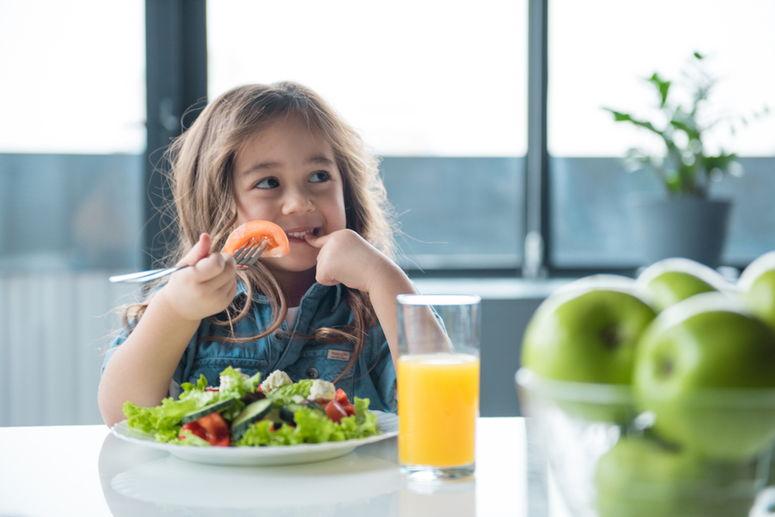 como comer brecol para niños