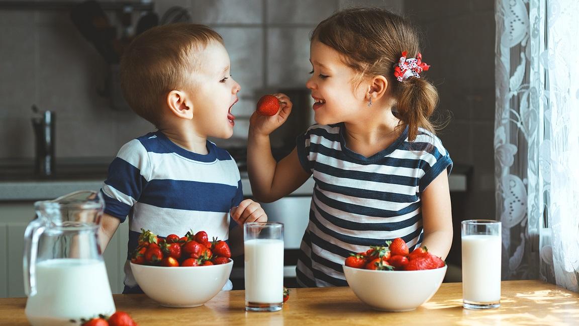 que hacer si los niños comen mal