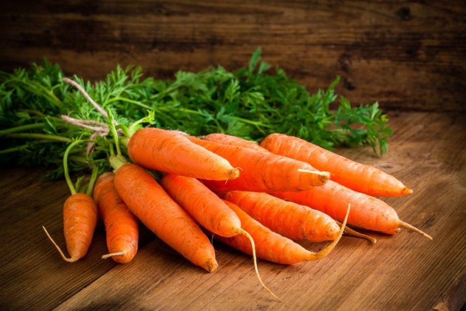 zanahorias beneficios