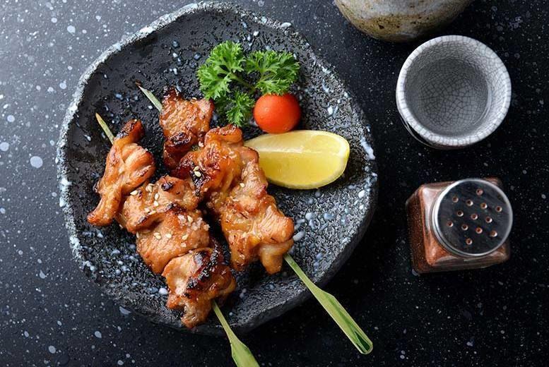 receta del mejor yakitori