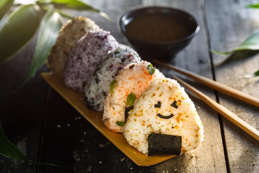 recetas de onigiri