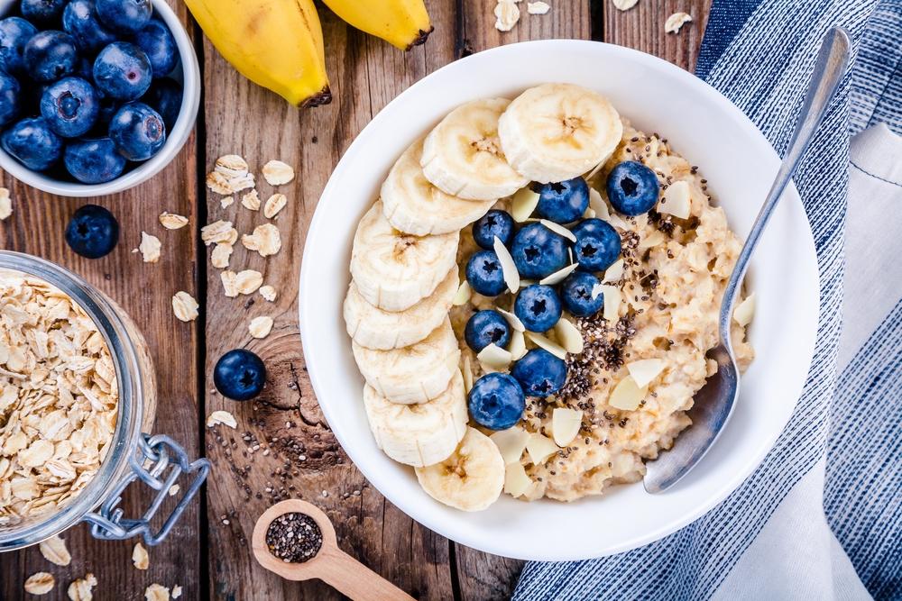 como tomar avena en el desayuno