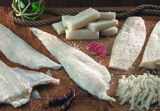 receta de bacalao al horno