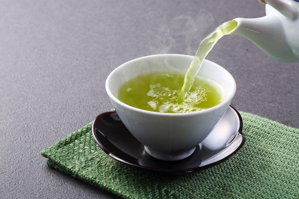 Beneficios del té verde con menta y propiedades