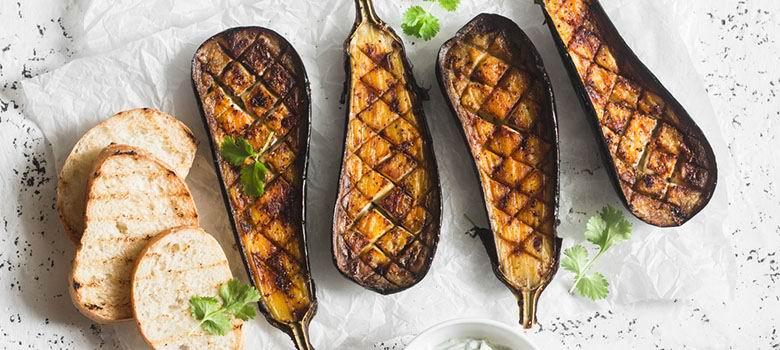 Cómo cocinar berenjenas, ¿fritas, al horno o rellenas?