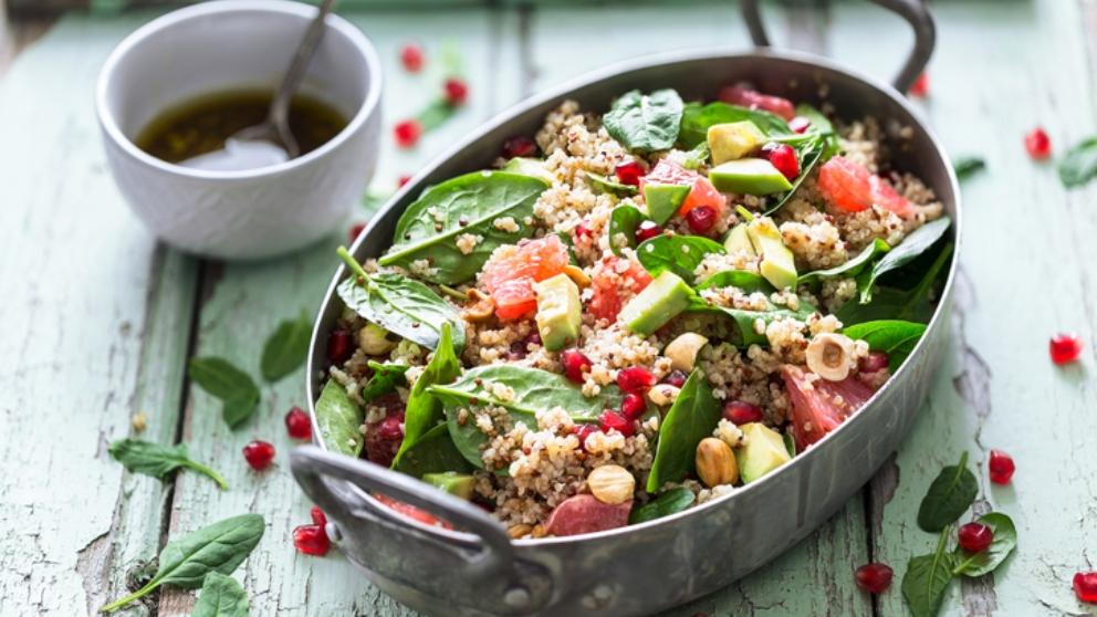 Beneficios de la quinoa, propiedades y contraindicaciones