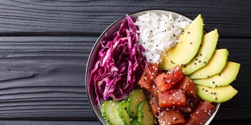 ¿Cuál es el mejor arroz para el poke?