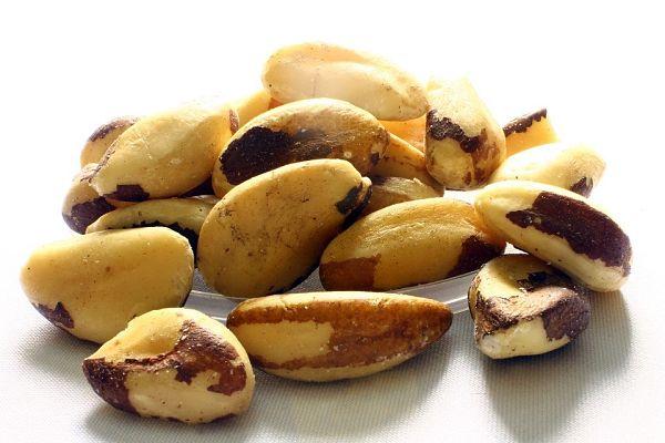 Frutos secos con vitamina D