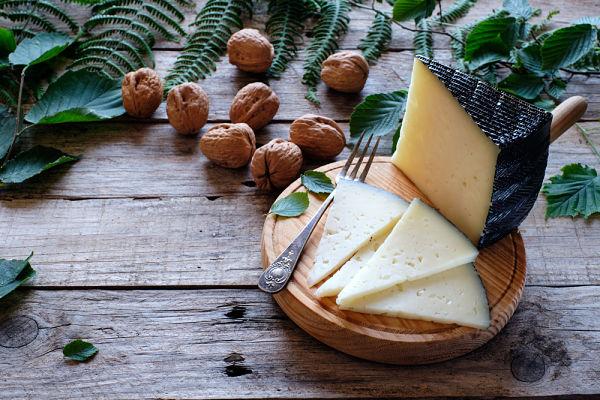 Propiedades del queso manchego