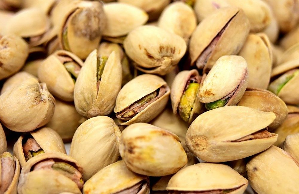 Propiedades y contraindicaciones de los pistachos